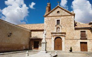 Convento de San José y San Ildefonso