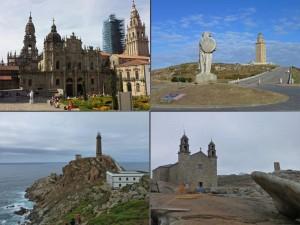 Guías de ciudades, pueblos con encanto y espacios naturales de la provincia de La Coruña