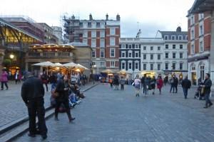 Covent Garden Piazza, el centro histórico del barrio