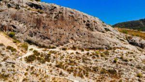 Cuevas de los Moros, uno de los principales atractivos de Bocairente