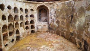 Cripta de la Ermita de San José