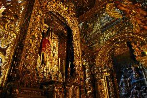 Capilla del Cristo en la Catedral de Orense