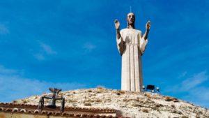 Cristo del Otero, un símbolo de Palencia