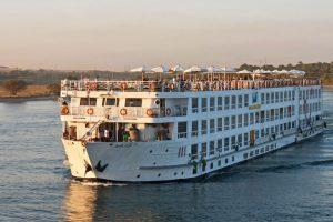 Crucero por el Nilo, una de las formas más pintoresca de moverse por Egipto