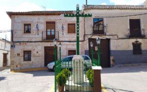 Plaza de la Cruz Verde de Yepes