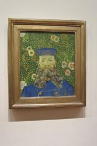 Cuadro de Van Gogh en el MOMA