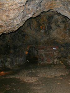 Cueva del Dragón de Wawel