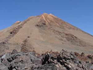 Cumbre del volcán Teide