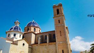 Iglesia de Nuestra Señora del Consuelo, la Cúpula del Mediterráneo