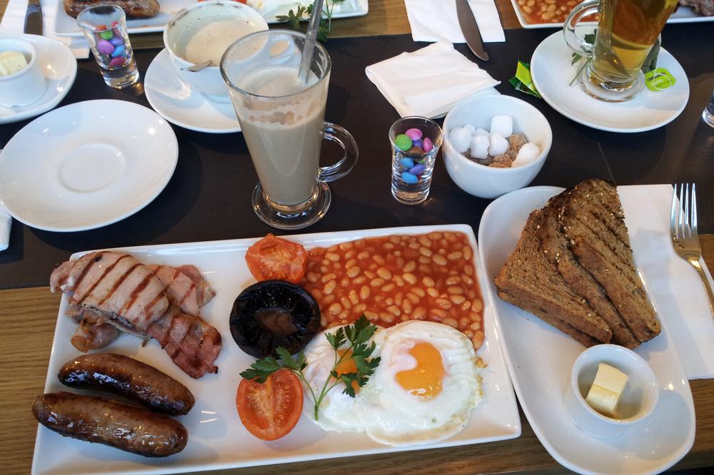 Qué comer en Londres, gastronomía de Londres