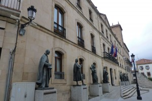 Diputación Provincial de Soria, historia de Soria