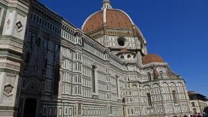 Catedral de Santa María del Fiore, el principal monumento de Florencia
