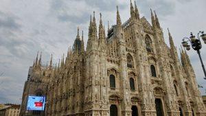 Duomo de Milán, una de las catedrales góticas más hermosas del mundo