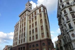 Edificio Bacardí, el primero de estilo Art Decó en La Habana