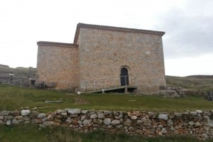 Ermita de San Baudelio de Berlanga, perteneciente al Museo Numantino, museos de Soria
