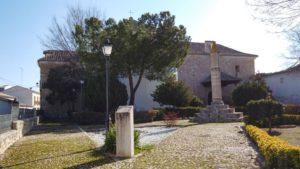 Rollo de Justicia junto a la Ermita de la Purísima Concepción