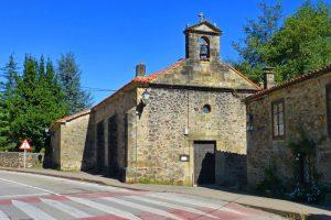 Ermita del Santo Cristo del Humilladero en Liérganes