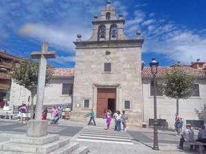 Ermita del Santísimo Cristo de Gracia en Las Navas del Marqués