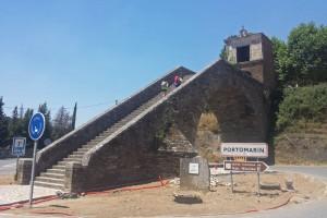 Ermita de Nuestra Señora de las Nieves en Portomarín, qué ver en la Ribeira Sacra