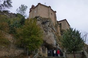 Ermita de San Saturio, una de las más interesantes muestras de arquitectura religiosa en Soria