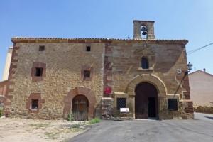 Ermita de la Soledad en Molina de Aragón