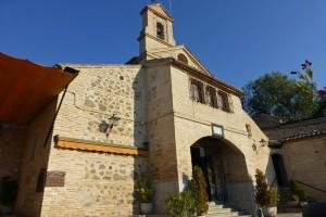 Ermita de la Virgen del Valle a las afueras de Toledo, fiestas de Toledo