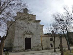 Ermita del Cristo del Humilladero, acoge las fiestas patronales de Colmenar de Oreja
