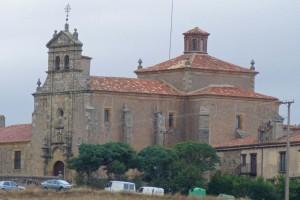 Ermita de Nuestra Señora del Mirón, iglesias de Soria