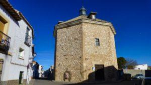 Ermita de la Veracruz, sigue el diseño Santo Sepulcro de Jerusalén