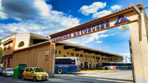 Estación de Autobuses de Torrevieja