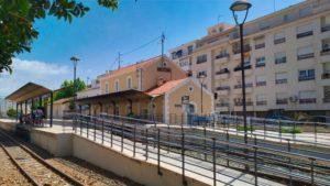 Estación de tren de Altea