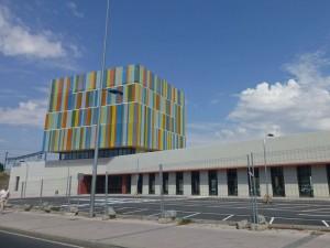 Nueva Estación de Autobuses de Ávila, transporte de Ávila