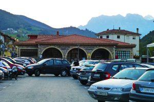 Estación de Autobuses de Potes