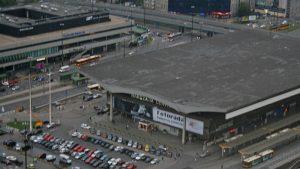 Estación de trenes Warszawa Central