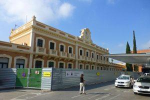 Estación de trenes de Murcia