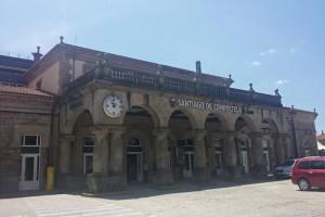 Estación de Trenes de Santiago de Compostela, cómo llegar a Santiago de Compostela