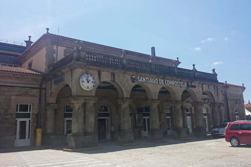 Cómo llegar a Santiago de Compostela