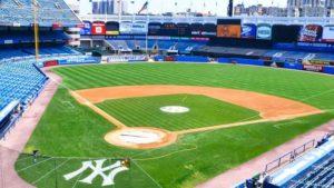 Estadio de los Yankees de Nueva York en El Bronx