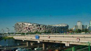 Estadio Nacional de Pekín o Nido de Pájaro