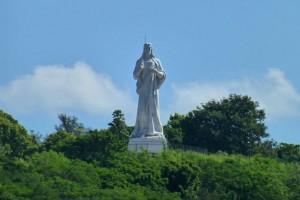 Cristo de La Habana, una de las esculturas del Sagrado Corazón más grandes del mundo