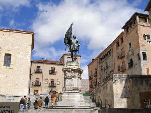 Historia de Segovia