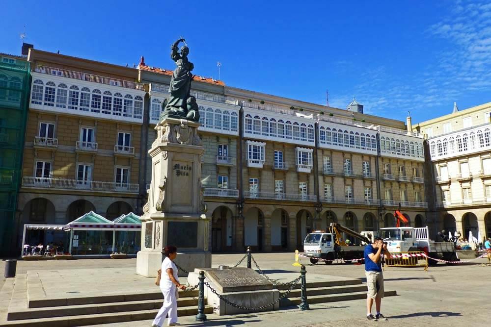 Fiestas de La Coruña