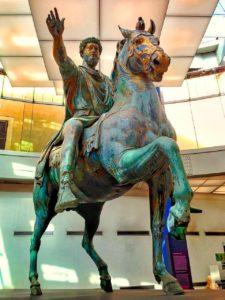 Estatua ecuestre de Marco Antonio