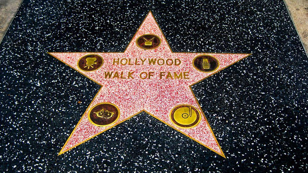 Paseo de la Fama de Hollywood