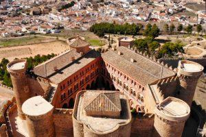 Estructura del Castillo de Belmonte