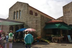 Mercado de Abastos, el segundo lugar más visitado de Santiago de Compostela