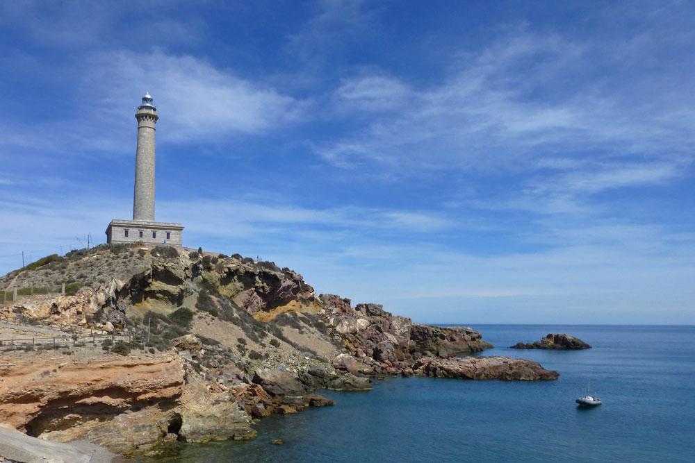 Reserva Marina de Cabo de Palos e Islas Hormigas, atracciones de Murcia