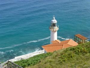 Instalaciones del Faro del Pescador en Santoña