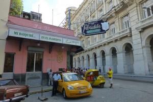 Bar Floridita en La Habana, cuna del Daiquirí