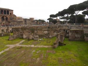 Foros Imperiales de Roma